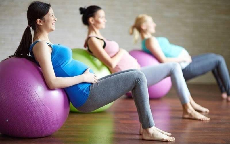 Можно ли во время беременности заниматься спортом и каким