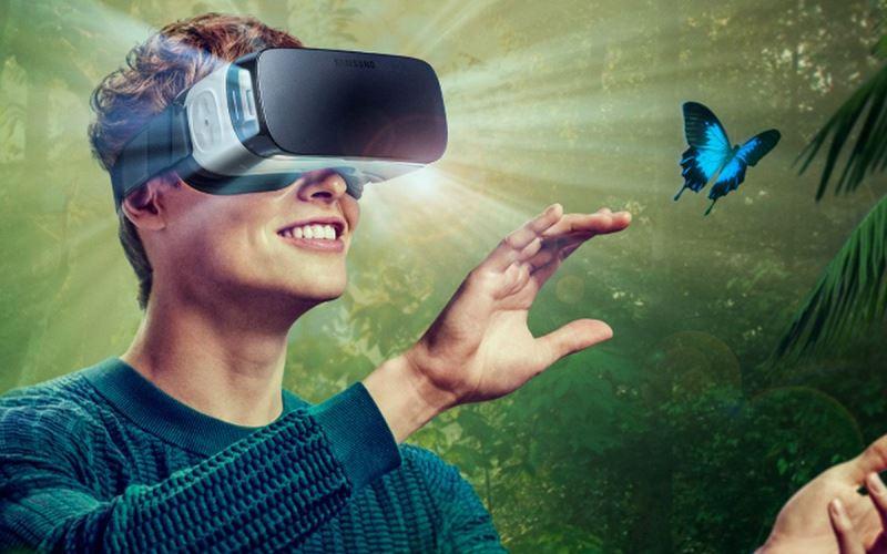 VR-система: многопользовательская реальность